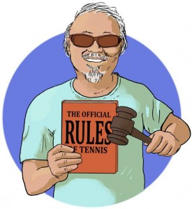 The Official Rules of Tennis