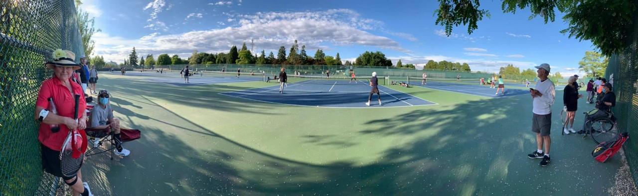 Queen Elizabeth Tennis Club
